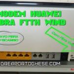 modem huawei fibra ftth wind cavo di ricambio negozio cagliari