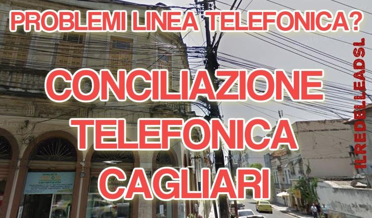 CONCILIAZIONE TELEFONICA CAGLIARI
