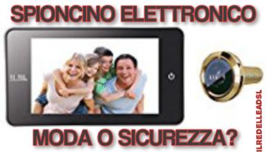 SPIONCINO Digitale ELETTRONICO