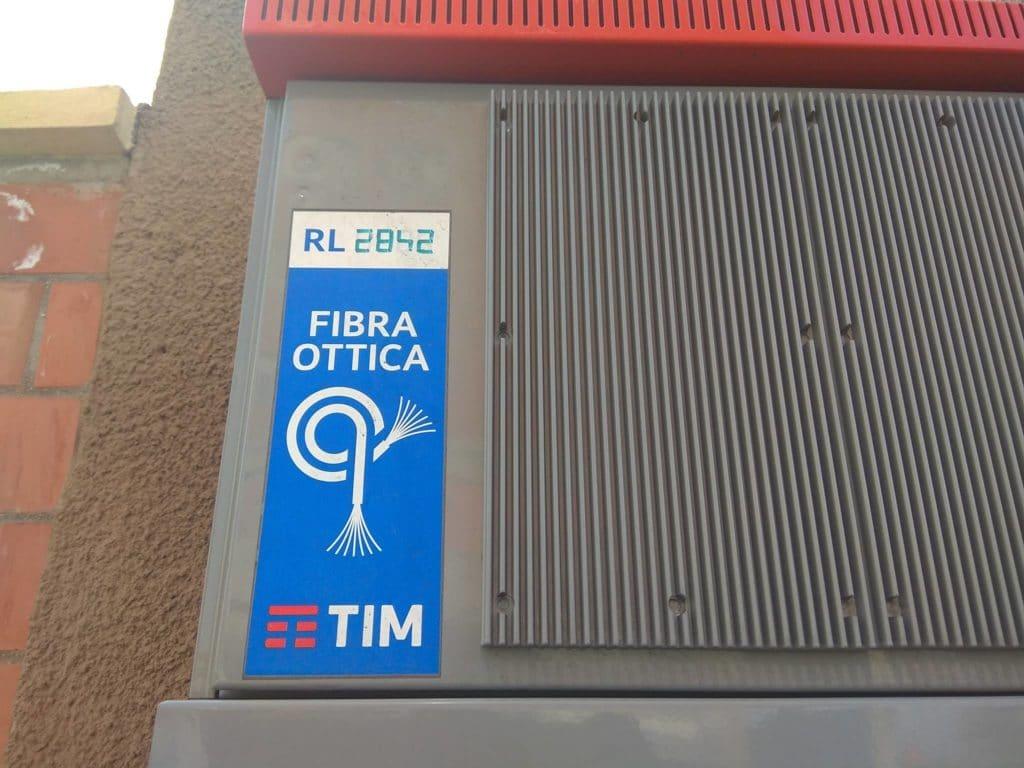 fibra ottica cagliari fttc