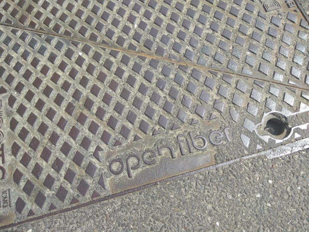 fibra ottica cagliari open fiber