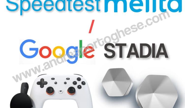 Speed test melita google stadia