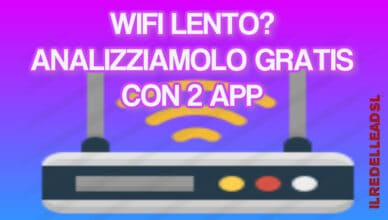 Analisi canale Wifi lento