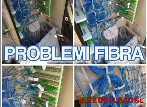 PROBLEMI FIBRA