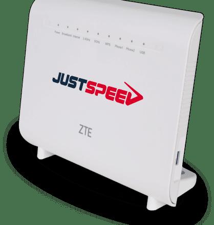 justspeed fibra cagliari